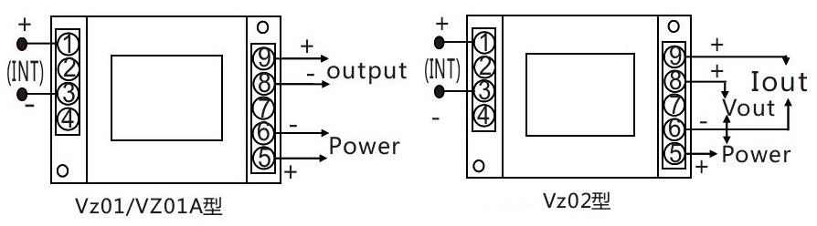 直流电压隔离传感器