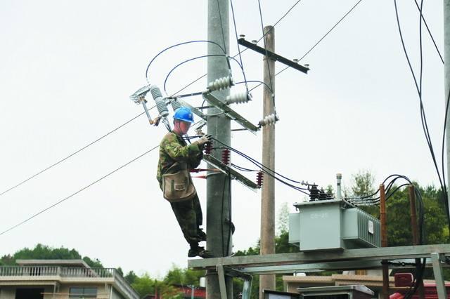 农村电网改造无线联网方案